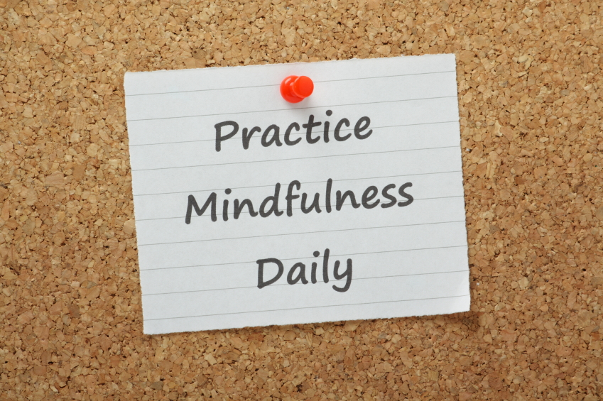 5 Steps for Mindfulness at Work