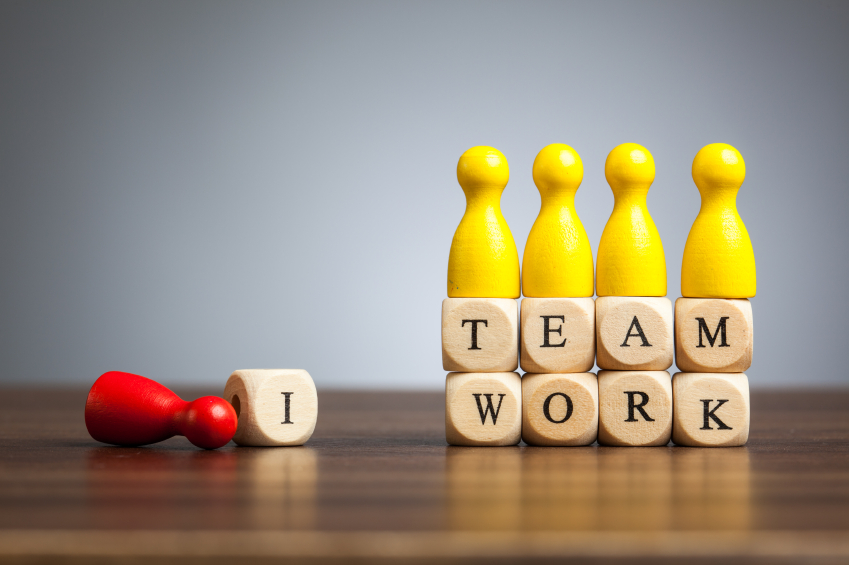 "The Value of ""I"" in ""Team"""